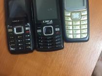 3 Telefoane mobile pentru piese