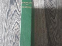 Carte veche chroniques et legendes gravuri 1837