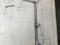 Macara automontantă, marca Cibin, braț 13 m