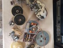 Pachet .Motor Magnetofon Telefunken diferite accesorii.