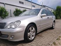 Mercedes C 200 CDI Classic, Facelift, model 2005, Euro 4