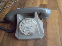 Telefon fix cu disc,old,vintage ,de decor,Germania,anii 1950