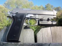 Pistol airsoft MODIFICAT la 3.7 jouls in stare perfecta