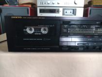 Dublu Deck Onkyo TA-W40. Dolby B C. Impecabil.