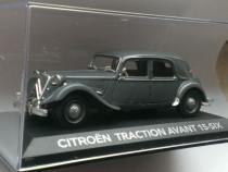 Macheta Citroen Traction Avant 15-Six 1952 - Atlas 1/43