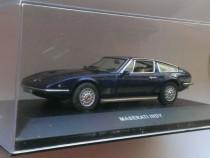 Macheta Maserati Indy 1972 - IXO 1/43 (ed. reprezentanta)