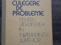 Matematica fizica chimie culegere de probleme