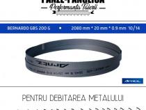 Fierastrau banda metal 2080x20x0.9x10/14 Bernardo Gbs 200 G