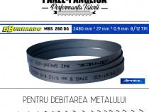 Fierastrau panglica metal 2480x27x0.9x8/12 Bernardo MBS 280D