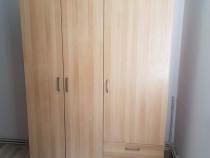 Dulap dormitor 3 usi IKEA