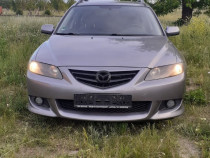 Mazda 6 Kombi Piele 2.0 an 2005 Benzina Import Germania
