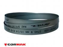 Fierastrau banda metal 2850x27x0.9x10/14 Cormak H-280 HA