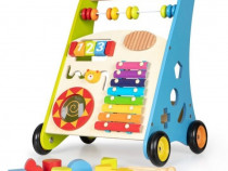 Antepremergator pentru copii din lemn 3 in 1