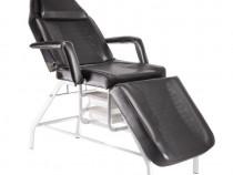 Pat, scaun cosmetica, masaj, BW-262, cu sertare, piele eco.