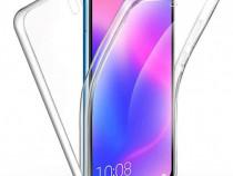 Husa Telefon Silicon Huawei P30 Pro Clear fata+spate
