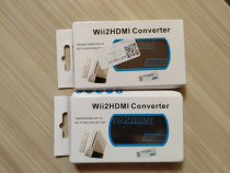 Wii to hdmi convertor - full HD 1080p (adaptor Wii to HDMI)