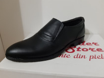 Pantofi bărbați piele naturală 100 %interior exterior ușori