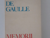 Charles de gaulle memorii de razboi