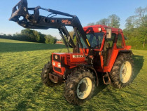 Tractor Fiat 70-90 DT Tractor