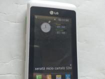 Telefon LG KP501,cu touch screen cu probleme,made in Korea