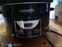 Slow Cooker 4.7L Digital Crock-Pot