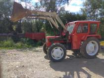 Tractor Same 4x4  cu incarcator frontal