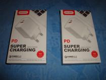 Incarcator telefon Original super charging PD USB tip C Fast