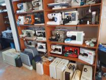 Masini de cusut casnice semi industriale import Germania
