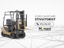 Curs Stivuitorist Târgu Mureș și București