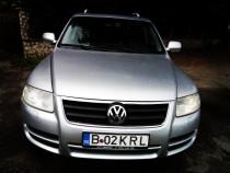 Vw Touareg 2005 4x4 Automat Benzina+GPL Extra Full impecabil