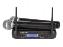 Set 2 microfoane fara fir