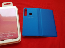 Husa Samsung Galaxy A9 2018 Flip wallet Noua Originala