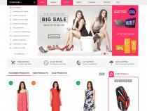 Realizare Magazine Online. Creare Site Wordpress.