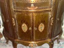 Comoda florentina pictata/baroc venetian,vintage/antic/veche