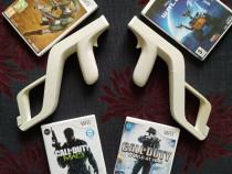 Wii: Pusca Wii (Wii Zapper) - accesoriu excelent in jocuri!