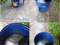Tocator electric de mere radacinoase sfecla napi gutui