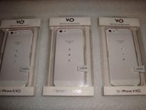 Husa White Diamonds iphone 5 / 5S transparenta cristale