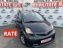Toyota Aygo 2014-EURO 5-AUTOMATA-Posibilitate RATE-