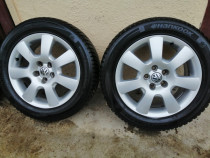 Jante aliaj Originale vw 5x100r16 golf 4 bora polo beetle Sk