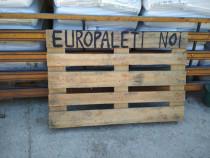 Paleti din lemn - europaleti