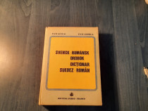 Dictionar suedez roman de State Nicolai