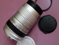 Telezoom Sigma 100-300 mm/f 4,5-6,7 AF montura DSLR Sony