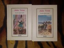Insula misterioasa 2 volume colectia adevarul - Jules Verne