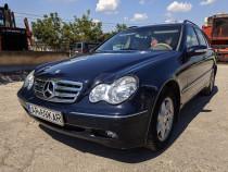 Mercedes Benz Elegance C Class 2002