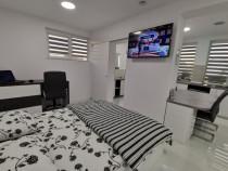 Cazare-Regim-Hotelier-Casuta cu Tei-Lime House-Parcare TIR
