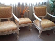 Set mobila si canapele, stil vechi