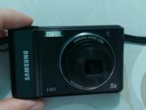 Aparat Foto si Video Digital Samsung ES90, 14.2MP, HD, Black