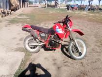 Moto Honda xl600