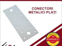 Conectori metalici plati - placi imbinare