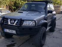 Nissan Patrol Y61 scurt an 2003